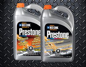 Prestone DexCool Antifreeze/Coolant