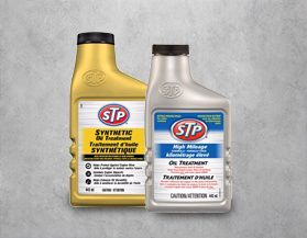 Engine Oil Additives