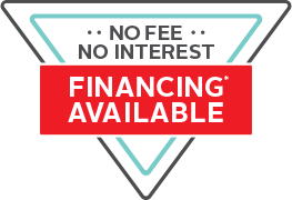 Financing Available By Now Pay Over time