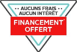 Financement offert