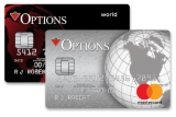 Canadian Tire Options<sup>®</sup> MasterCard® and Canadian Tire Options<sup>®</sup>