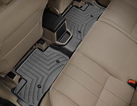 WeatherTech Custom Rear Floor Liners