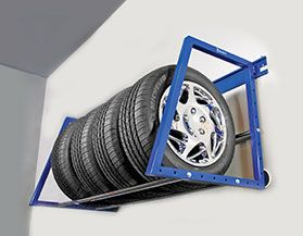 Tire Storage Racks & Covers
