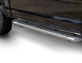Aries Running Boards & Side Bars