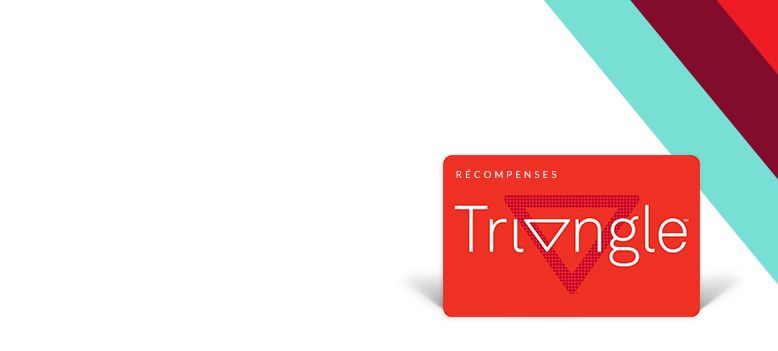 Carte Triangle Canadian Tire.French