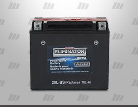 Power Sports Batteries
