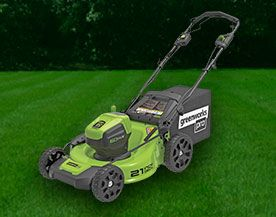 Lawn Mowers Canadian Tire