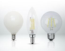 Decorative LED Bulbs