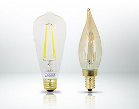 Vintage Edison LED Bulbs