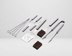 Discover Master Chef BBQ Brushes & Cleaners
