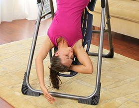 Shop our selection of massage and inversion tables.