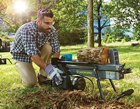 View All Log Splitters, Chippers & Shredders