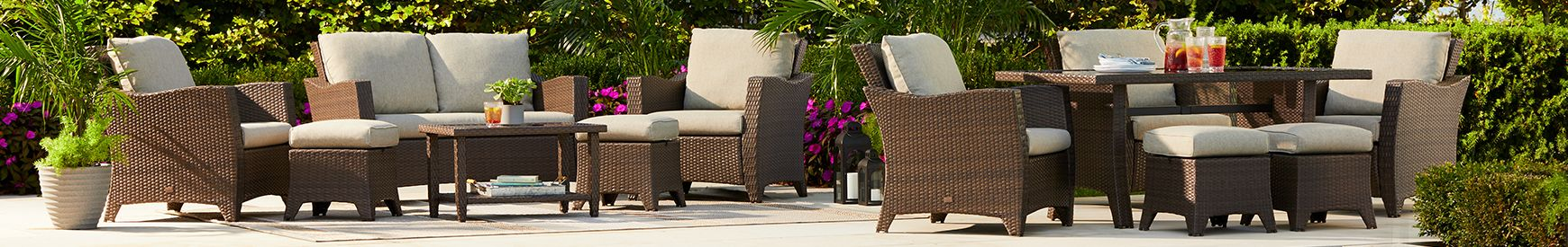 Portland Patio Furniture Collection By Canvas Canadian Tire