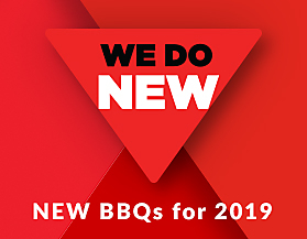New BBQs for 2019