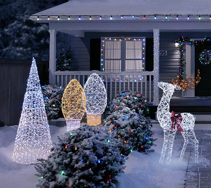 Outdoor Christmas Decorations Images.Outdoor Christmas Decorations Canadian Tire
