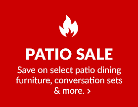 Patio Sale