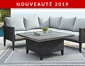 Collection de meubles de jardin CANVAS Renfrew