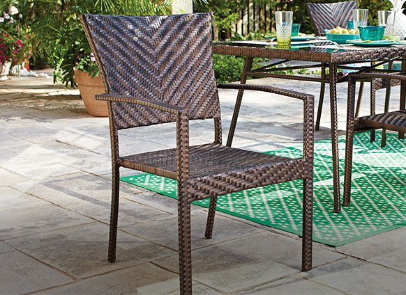 Canvas Playa Patio Furniture Collection, Resin Wicker Patio Furniture Canadian Tire