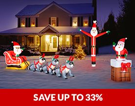 Christmas Outdoor Decor Sale