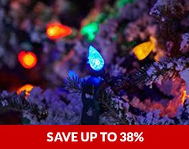 Christmas Lights Sale
