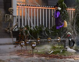 Halloween Lawn & Tree Décor