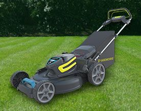Shop All Cordless Lawn Mowers