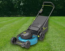 Shop All Electric Lawn Mowers