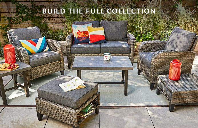 Breton Patio Furniture Collection By, Canadian Tire Canada Patio Furniture Covers