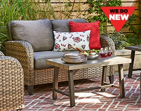 Patio Furniture Décor Outdoor