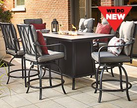 CANVAS Camrose Dining Set
