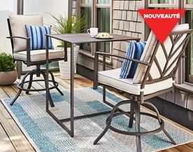 Collection de meubles de salle à manger Fairview
