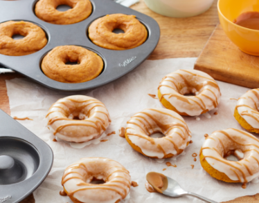 Fall Baking Get all the baking gear you need to satisfy your sweet tooth all season long. SHOP NOW