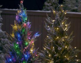 Lumières pour arbre de Noël