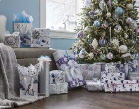 Christmas Tree Bows & Ribbons