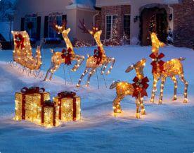 Christmas Ornaments & Tree Décor