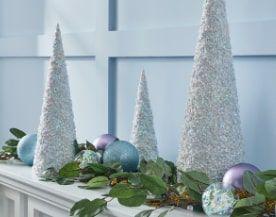 Arbres de Noël de table