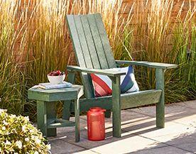 Adirondak & Muskoka Chairs