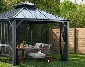 Gazebos & Accessories