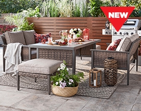 Rockcliffe Casual Dining Set