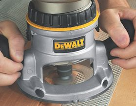 DEWALT ROUTERS