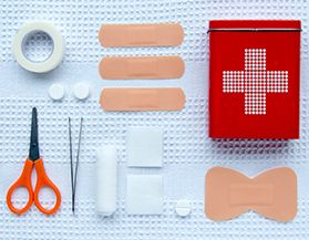 Shop All First Aid
