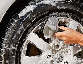 Shop all tire & wheel care