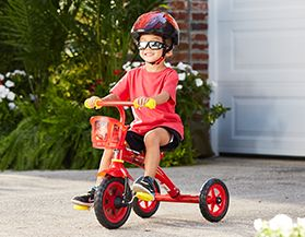 Shop all Disney Pixar's Cars 3 bikes & accessories