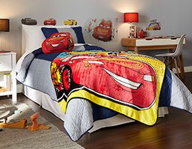 Shop all Disney Pixar's Cars 3 home & living