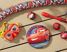 Shop all Disney Pixar's Cars 3 outdoor & water fun