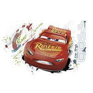 Cars 3 Giant Headboard Wall Decal 18 x 40-in