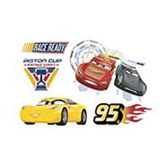 Cars 3 Wall Decal 15-pk