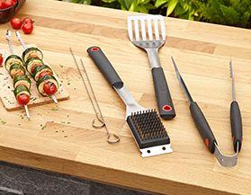 Decrouvez les Outils de barbecue