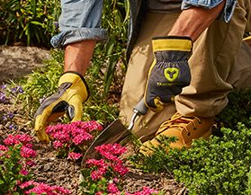 Shop for Yardworks gloves and kneelers
