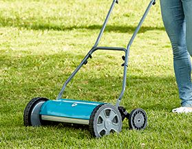 Shop for Yardworks reel lawn mowers